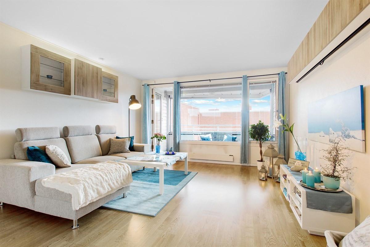 Olden & Partners Trondheim - Leilighet - 2 190 000,-