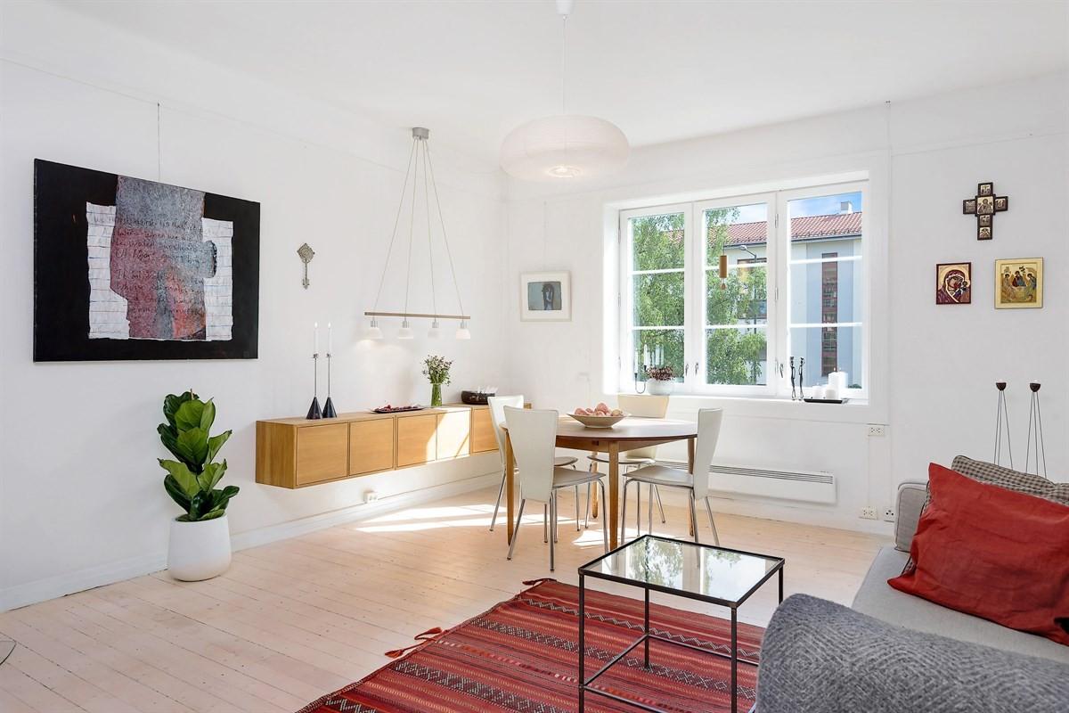 Schala & Partners Grünerløkka - Leilighet - St. Hanshaugen - Ullevål - 3 300 000,-
