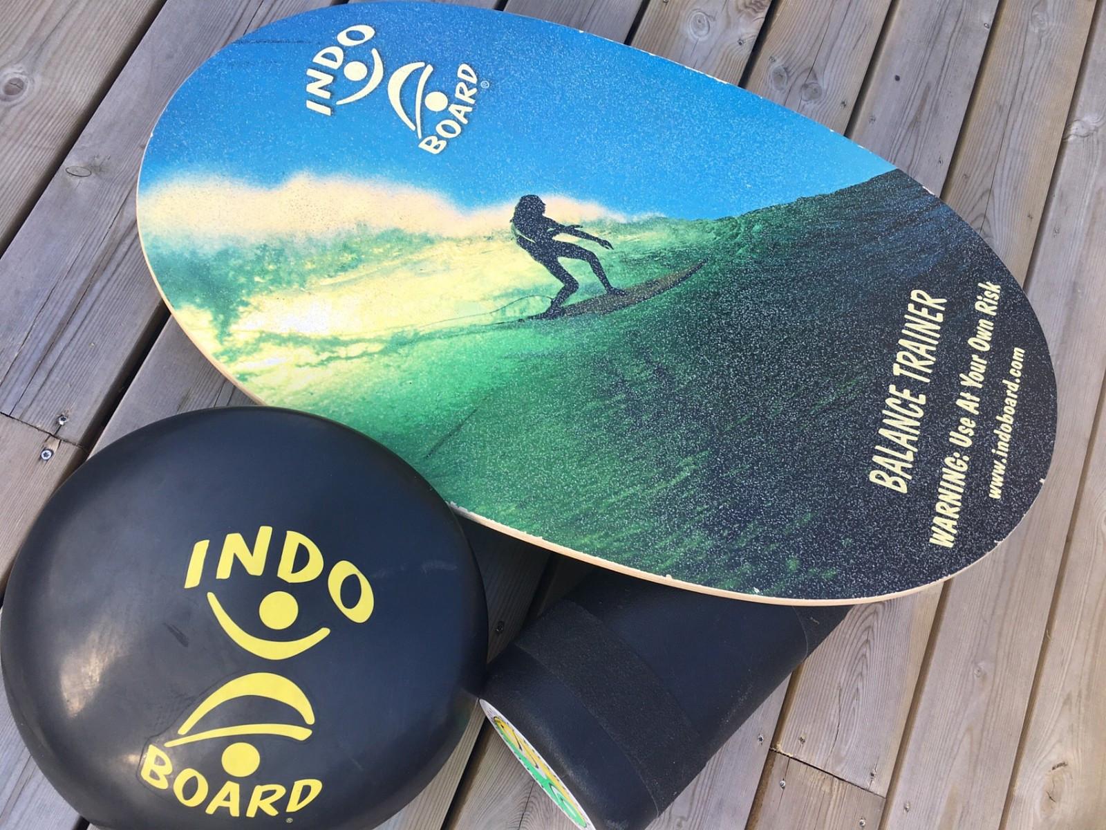 Indo board - Oslo  - Indo board balansebrettpakke med veske Les mer her: http://indoboard.com/original-wave-pack - Oslo