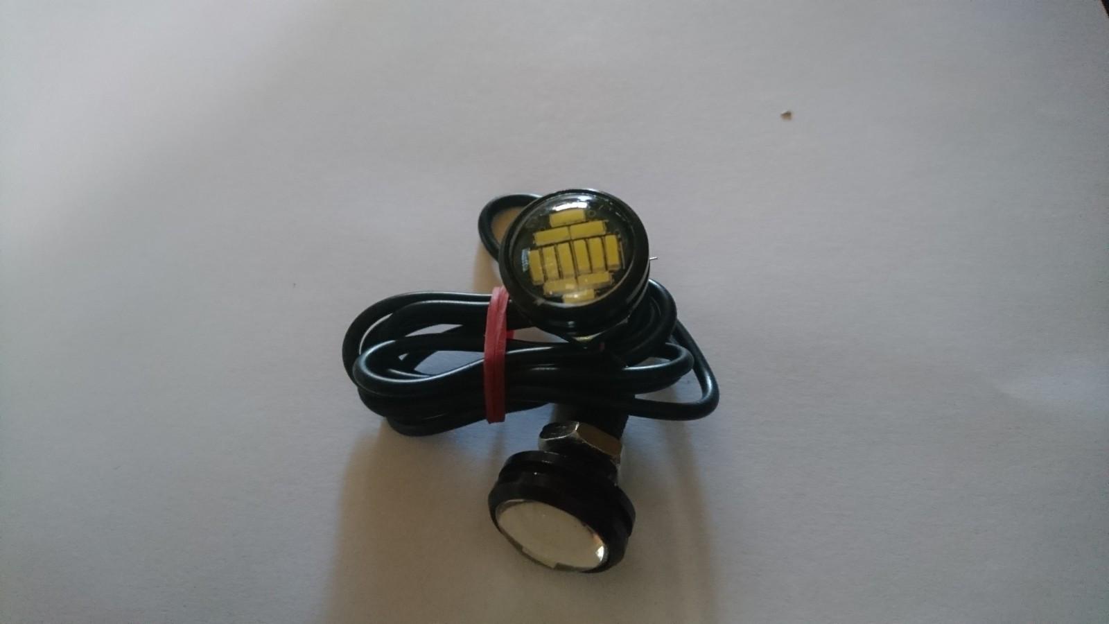 Led lys strips 12-24v, Led Linselys led skiltlys,panel 6-12-18-24, markøre lys - Nannestad  - Led Linselys 10W-12W- 15W i aluminium 6000-7000K 20mm.10mm bolt feste 1m ledning vanntett 150kr Led skiltlys 6w 36mm 6000-7000K 2stk 100kr Led strips 24 hvitt-blått-rødt-grønt-gult neon lys.12v-24v. 30kr per stk Led strips 48 - Nannestad