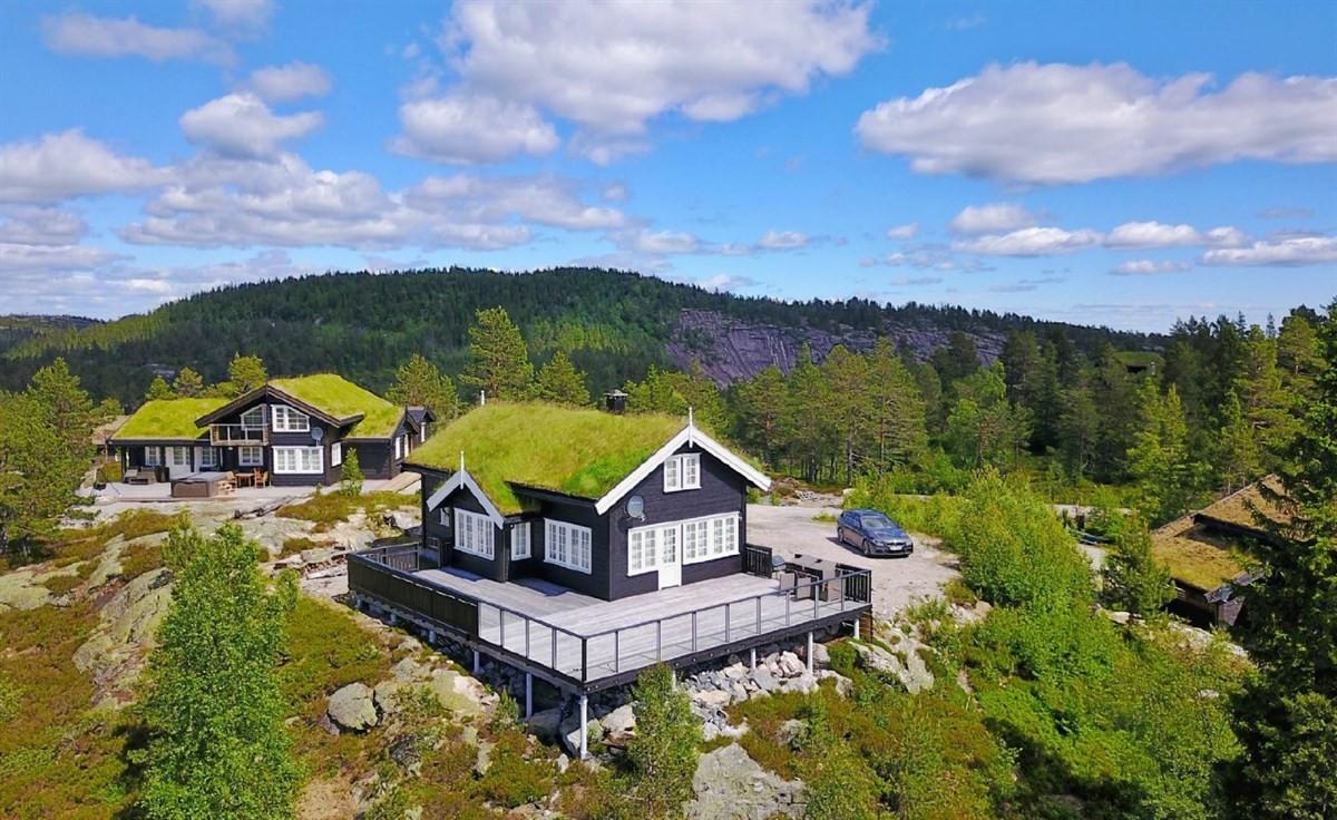 Hytte - drangedal - 2 590 000,- - Leinæs & Partners
