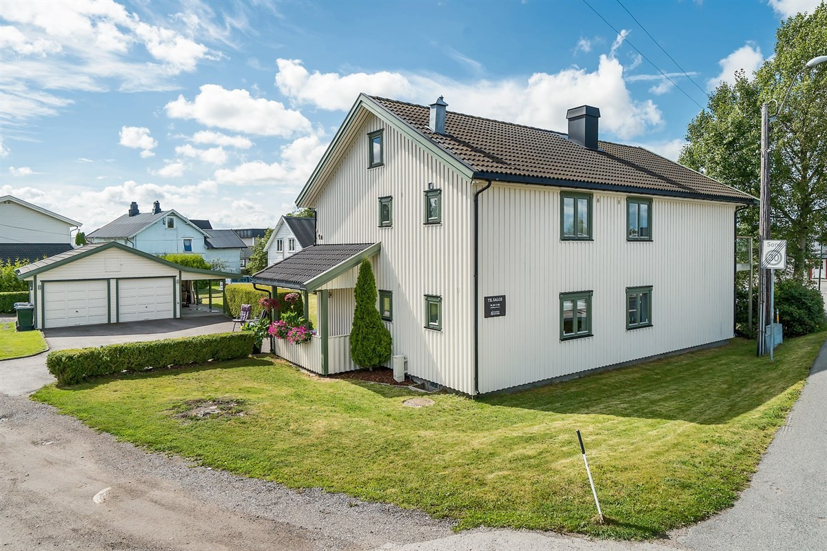 Bakke Sørvik & Partners Tønsberg - Tomannsbolig - 3 950 000,-
