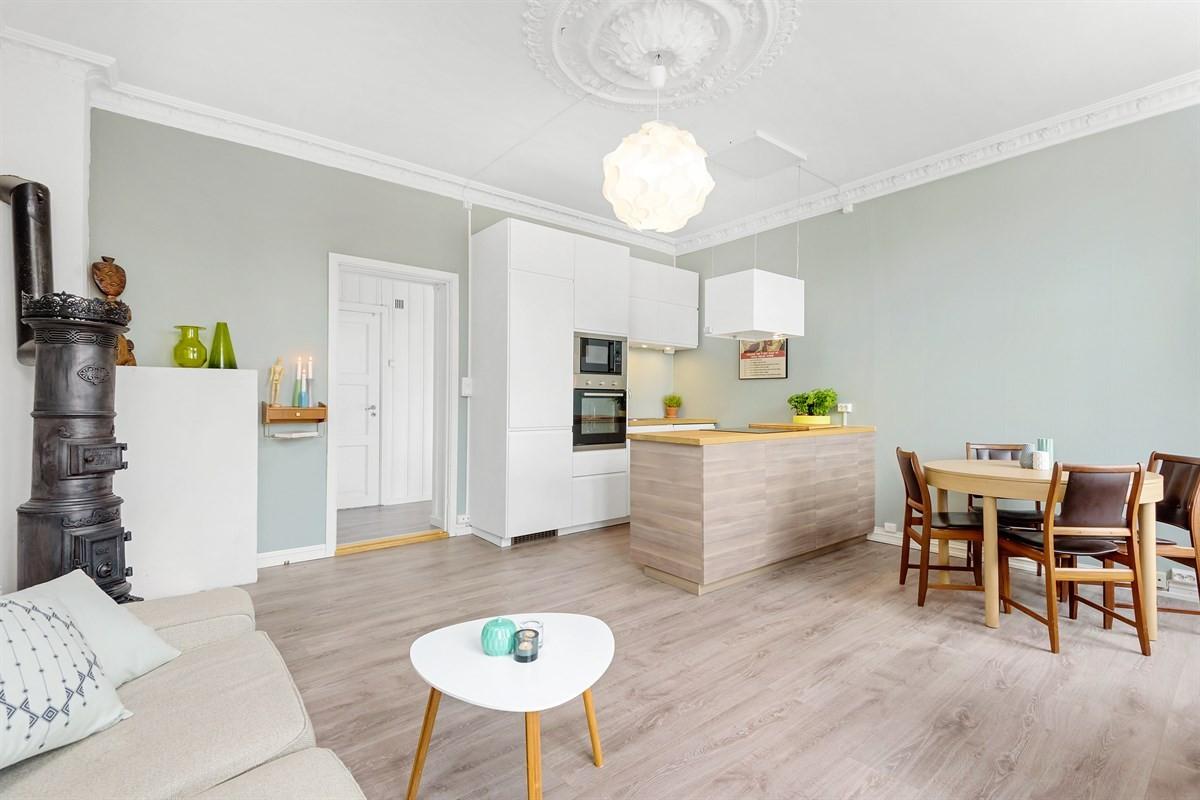 Leilighet - Grünerløkka - Sofienberg - oslo - 4 375 000,- - Schala & Partners