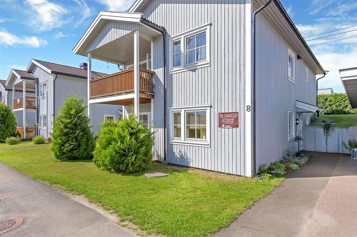 Gjestvang & Partners Gjøvik - Leilighet - 550 000,-