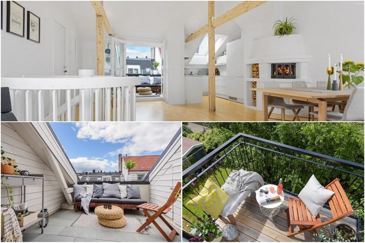 Leilighet - Grünerløkka - Sofienberg - oslo - 7 700 000,- - Schala & Partners
