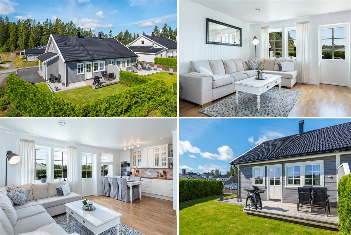 Meglerhuset & Partners Arendal - Tomannsbolig - 1 940 000,-