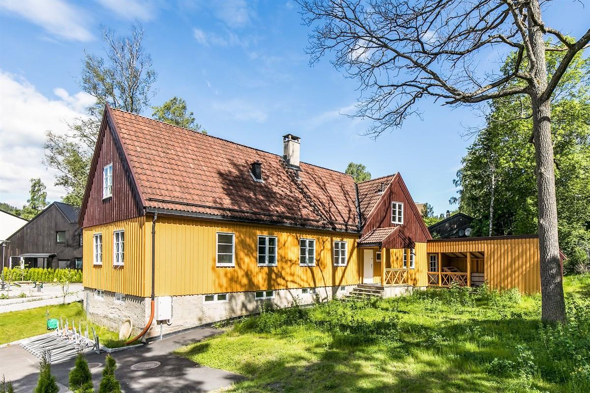 Schala & Partners Grünerløkka - Enebolig - Vinderen - 9 500 000,-