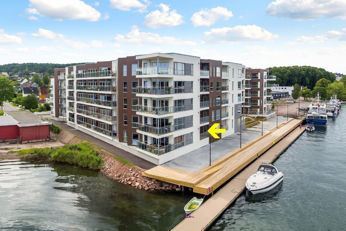 Leilighet - tønsberg - 4 280 000,- - Bakke Sørvik & Partners