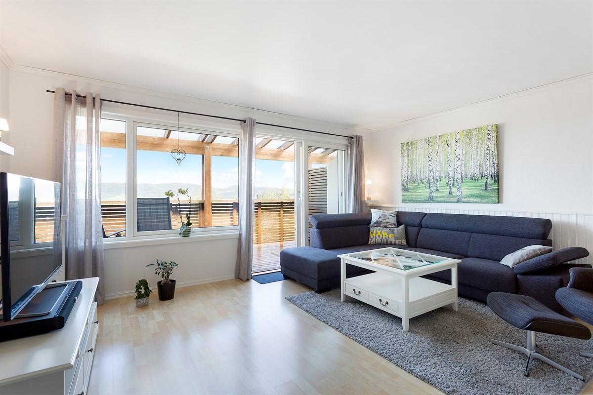Leilighet - flatåsen - 1 945 000,- - Olden & Partners