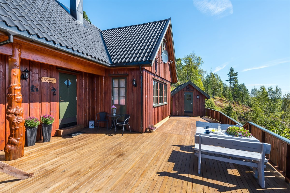 Hytte - risdal - 1 850 000,- - Meglerhuset & Partners