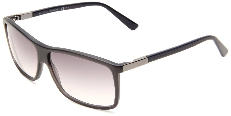 """Gucci solbriller (GG 1641/s - Polarized) - ORIGINALE - SVÆRT LITE BRUKT - Lillestrøm  - Opprydding i klesskapet!   Selger et par strøkne og ubrukte (kun prøvd) Gucci (GG 1641/s) solbriller. Brillene kommer med etui og """"dust"""" bag.   Brillene har bla. polarisert glass (hjelper mot kontraster). &# - Lillestrøm"""