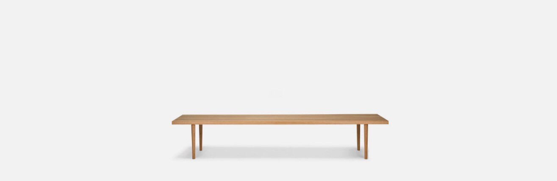 finn bolia berlin benke i eik. Black Bedroom Furniture Sets. Home Design Ideas