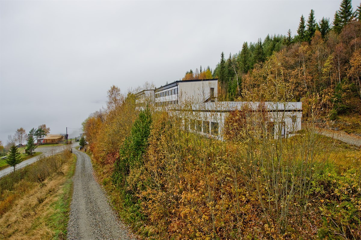 Gjestvang & Partners Gjøvik - Næringsbygg - 4 900 000,-