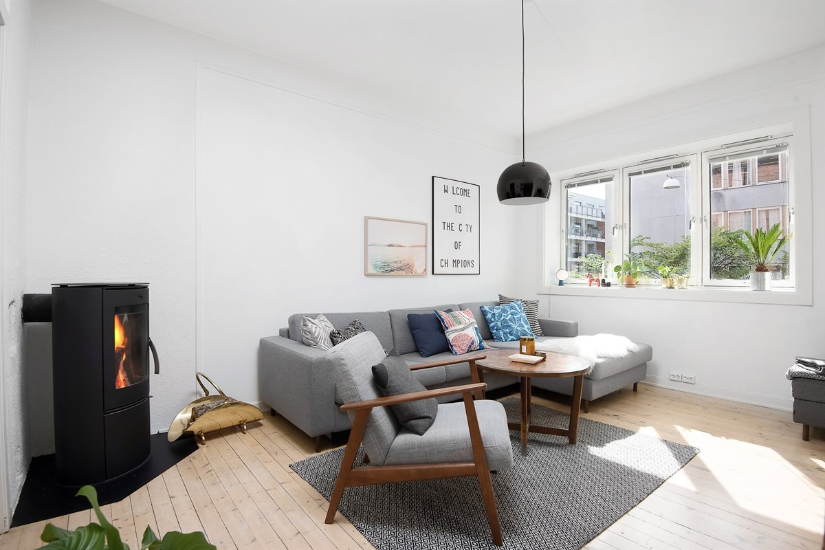 Leilighet - Grünerløkka - Sofienberg - oslo - 3 550 000,- - Schala & Partners
