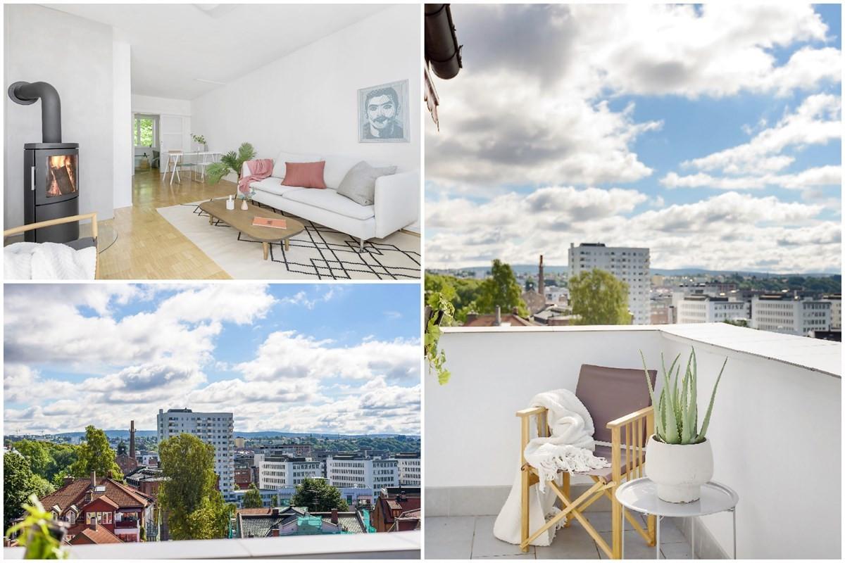 Schala & Partners Sagene - Leilighet - St. Hanshaugen - Ullevål - 4 500 000,-