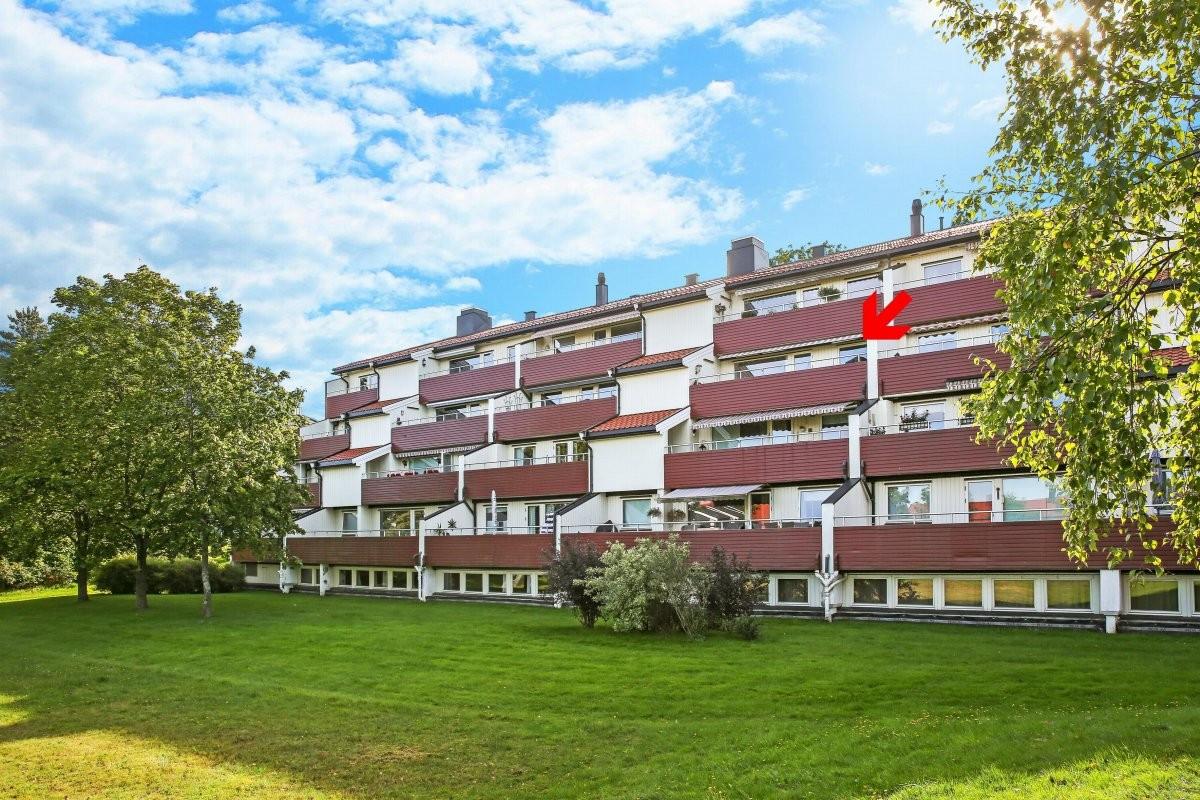 Leilighet - gamle fredrikstad - 2 400 000,- - Møller & Partners