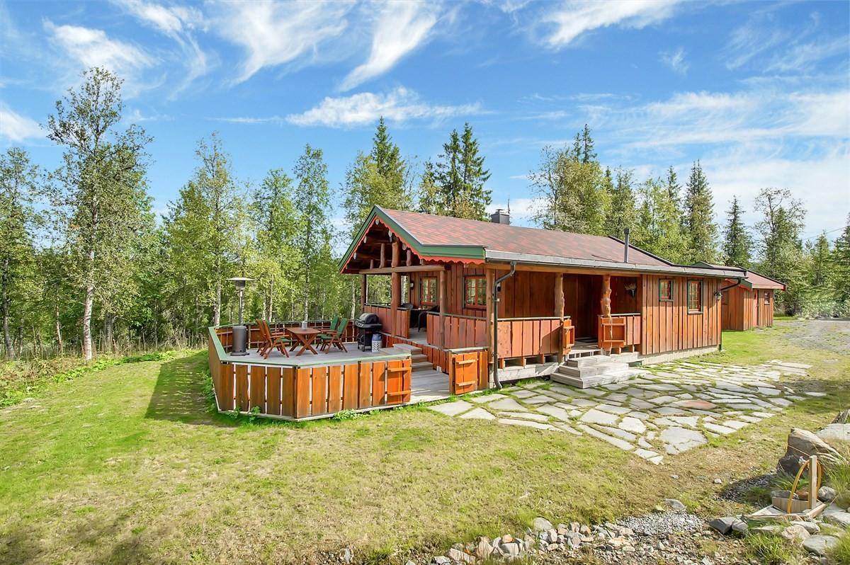 Hytte - nord-torpa - 1 150 000,- - Gjestvang & Partners
