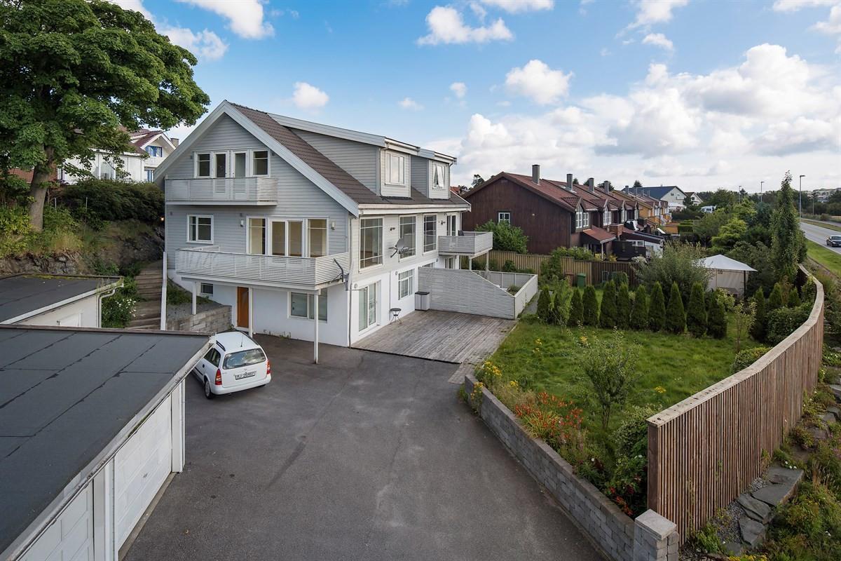 Huus & Partners Stavanger - Tomannsbolig - 3 800 000,-