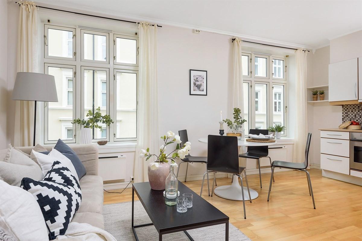 Schala & Partners Carl Berner - Leilighet - Gamle Oslo - 3 250 000,-
