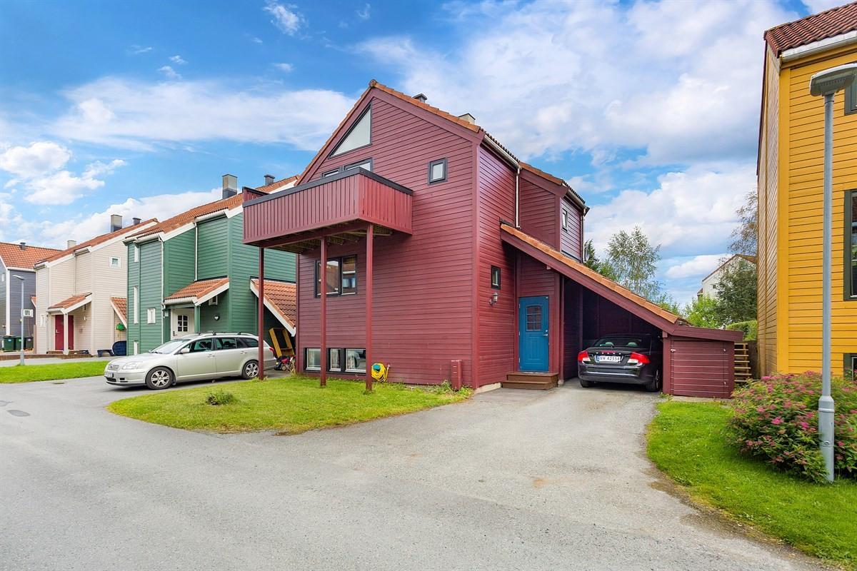 Olden & Partners Trondheim - Enebolig - 3 750 000,-