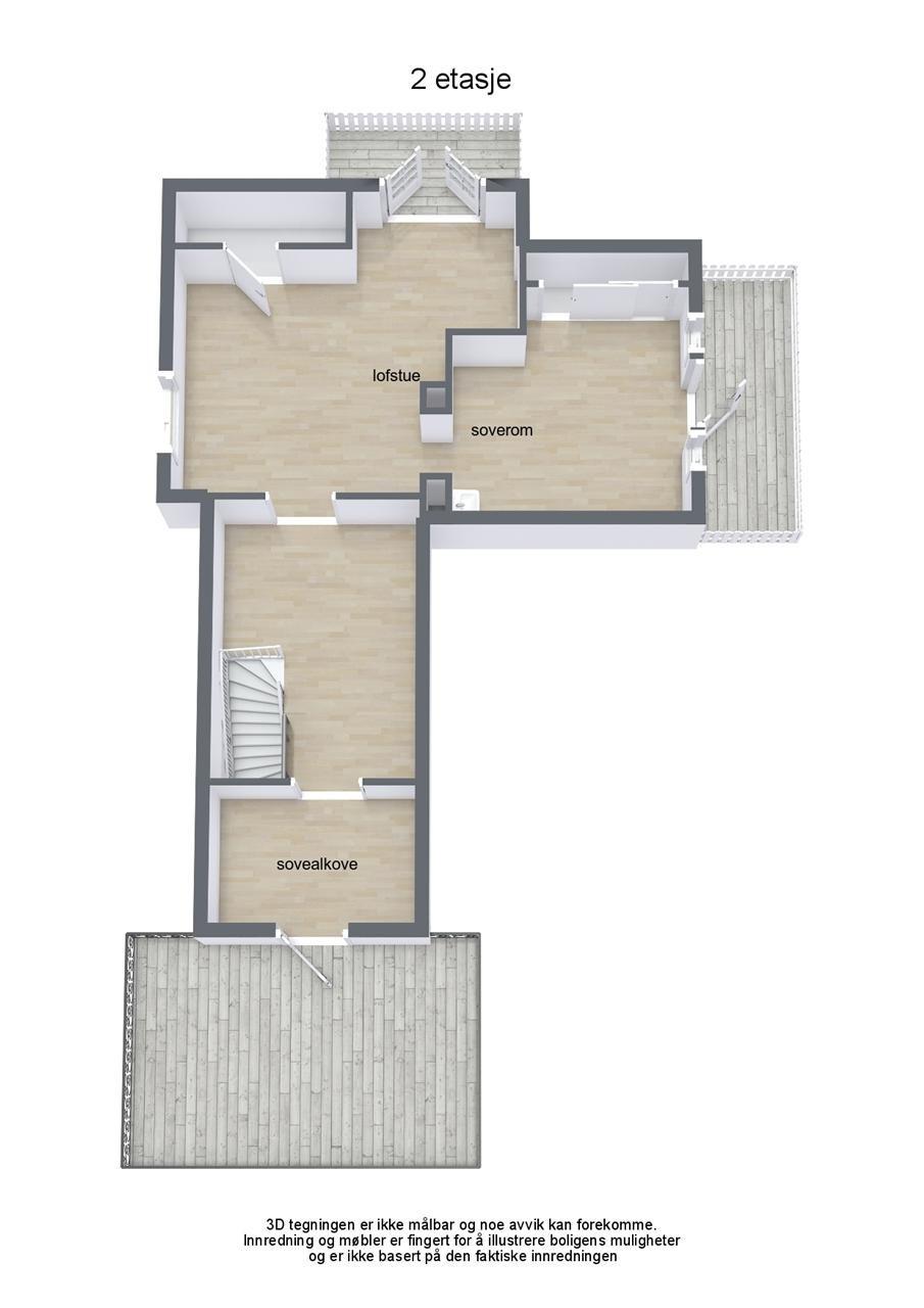 1-etasje