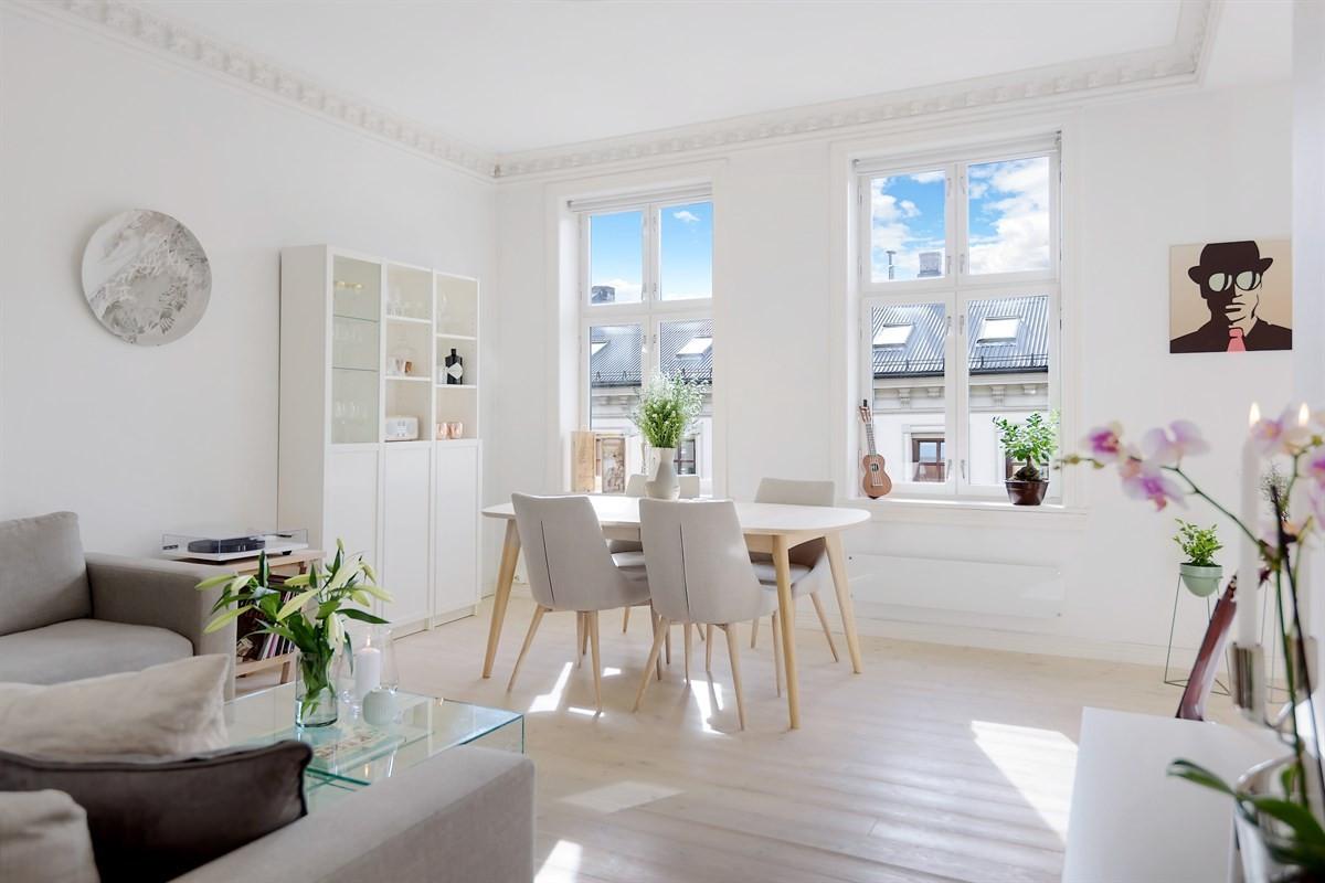 Leilighet - Grünerløkka - Sofienberg - oslo - 4 950 000,- - Schala & Partners