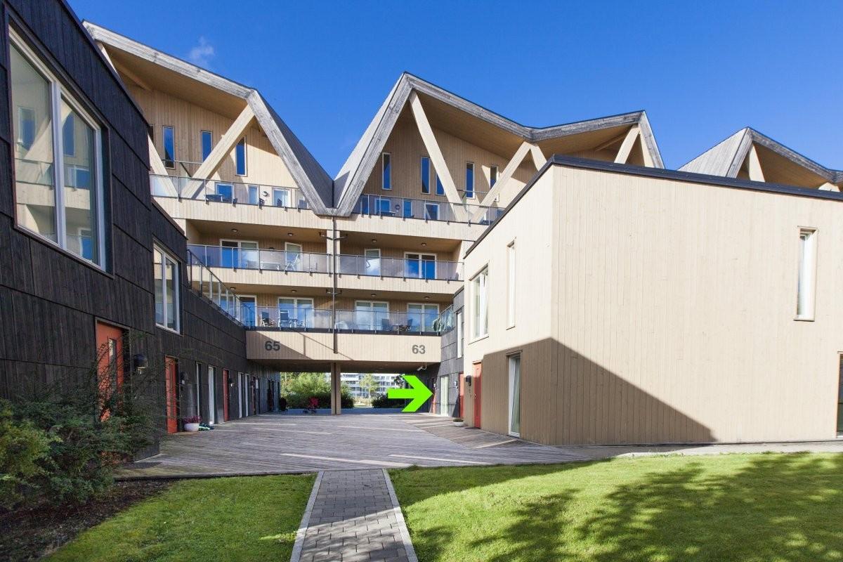 Huus & Partners Stavanger - Leilighet - 2 975 000,-