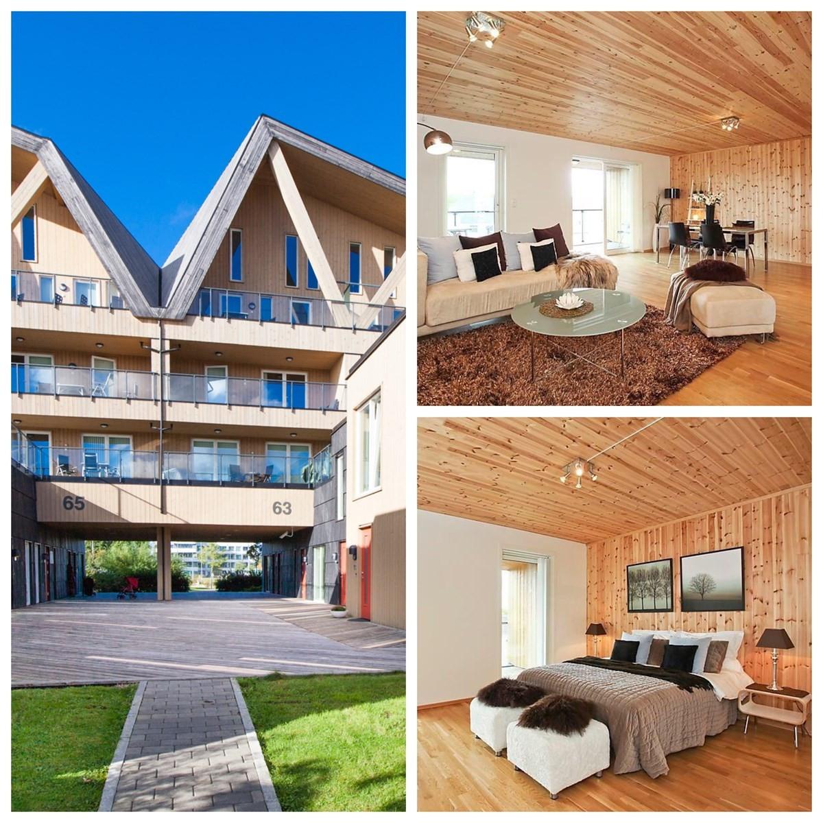 Huus & Partners Stavanger - Leilighet - 5 350 000,-