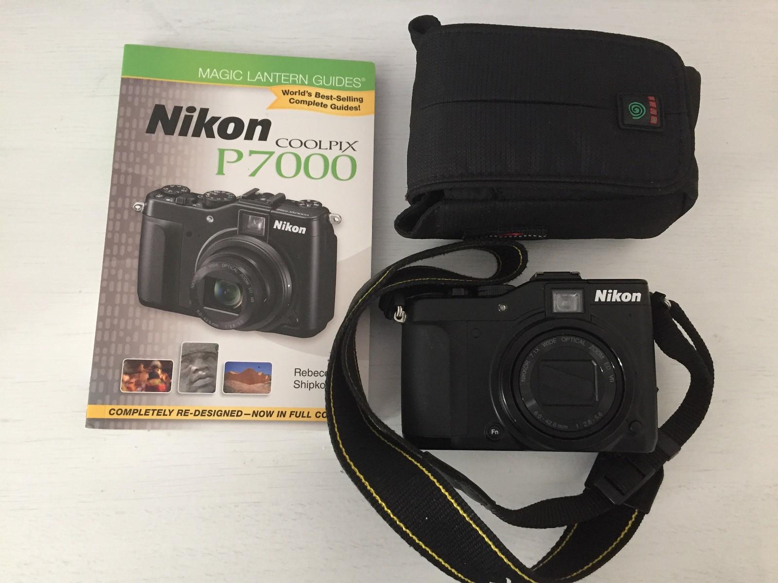 Nikon Coolpix P7000 selges   FINN.no