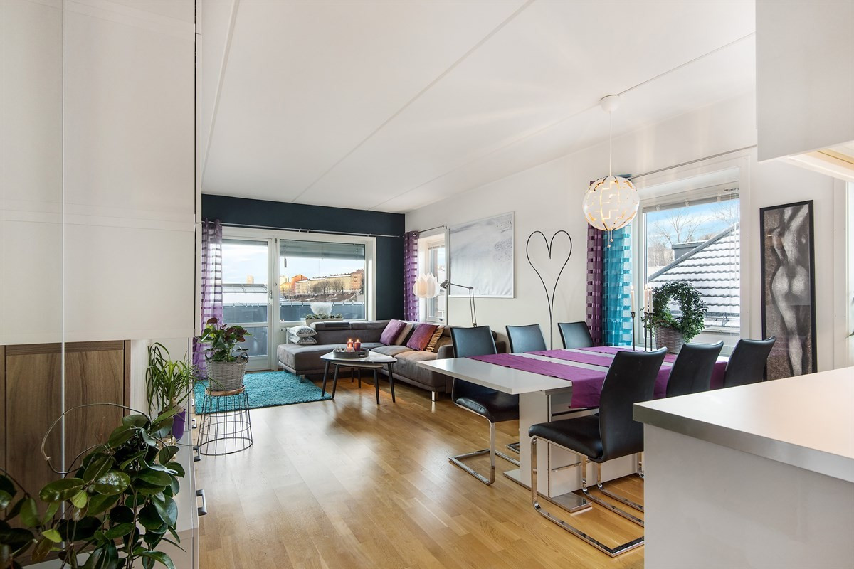 Schala & Partners Grünerløkka - Leilighet - Gamle Oslo - 2 400 000,-