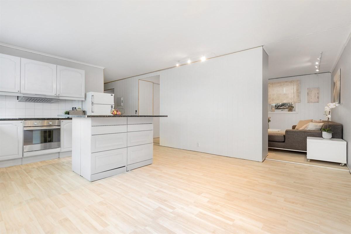 Leilighet - larvik - 1 340 000,- - Leinæs & Partners