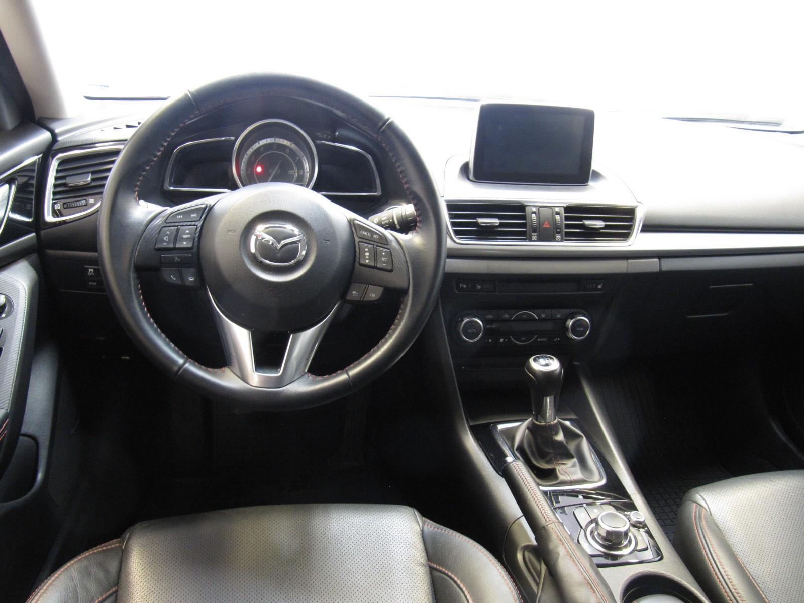 Mazda 3 Mobile