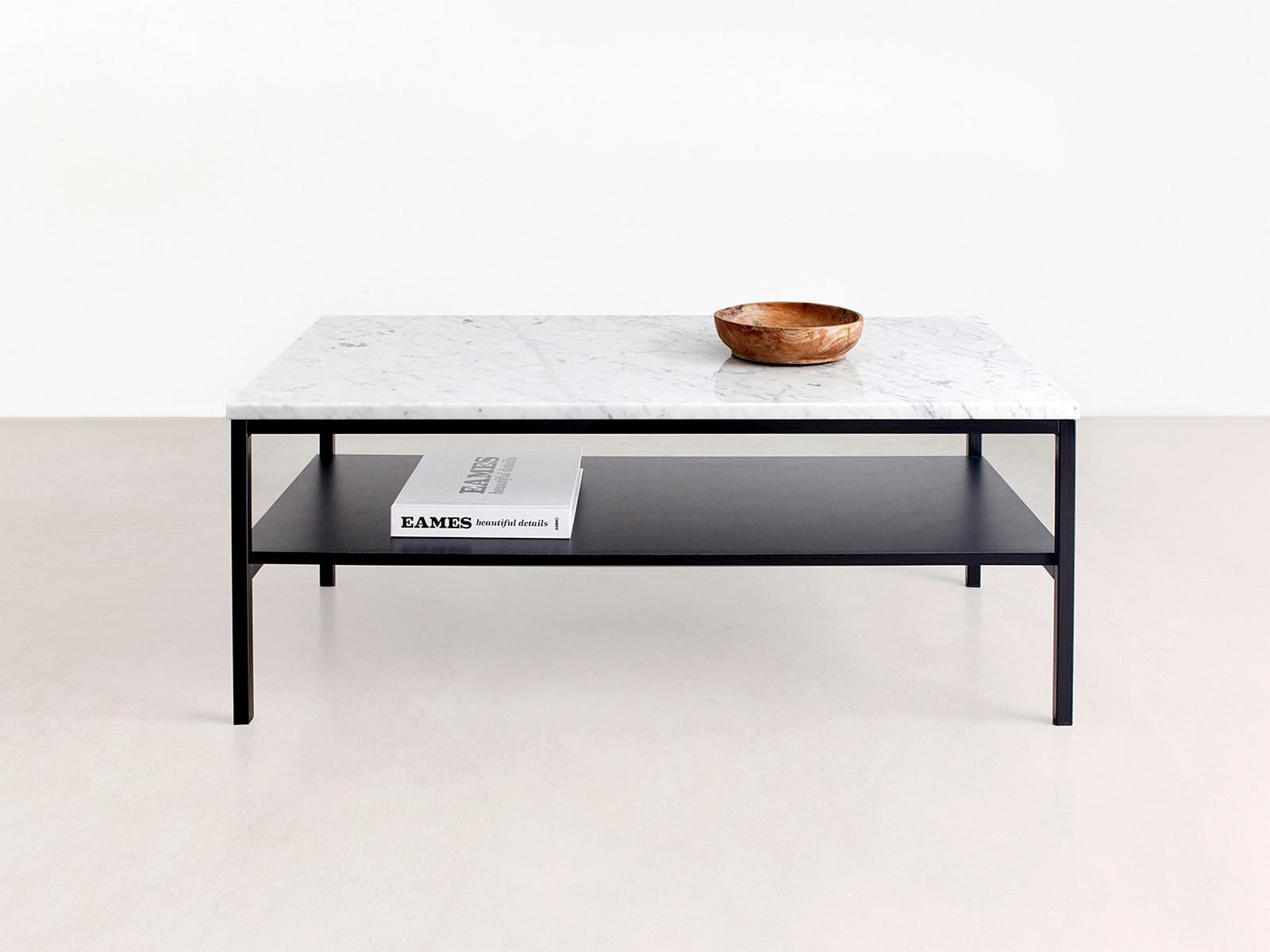 Picture of: Sofabord Stuebord I Carrara Marmor M M Marmorbord Med Eller Uten Hylle Finn No