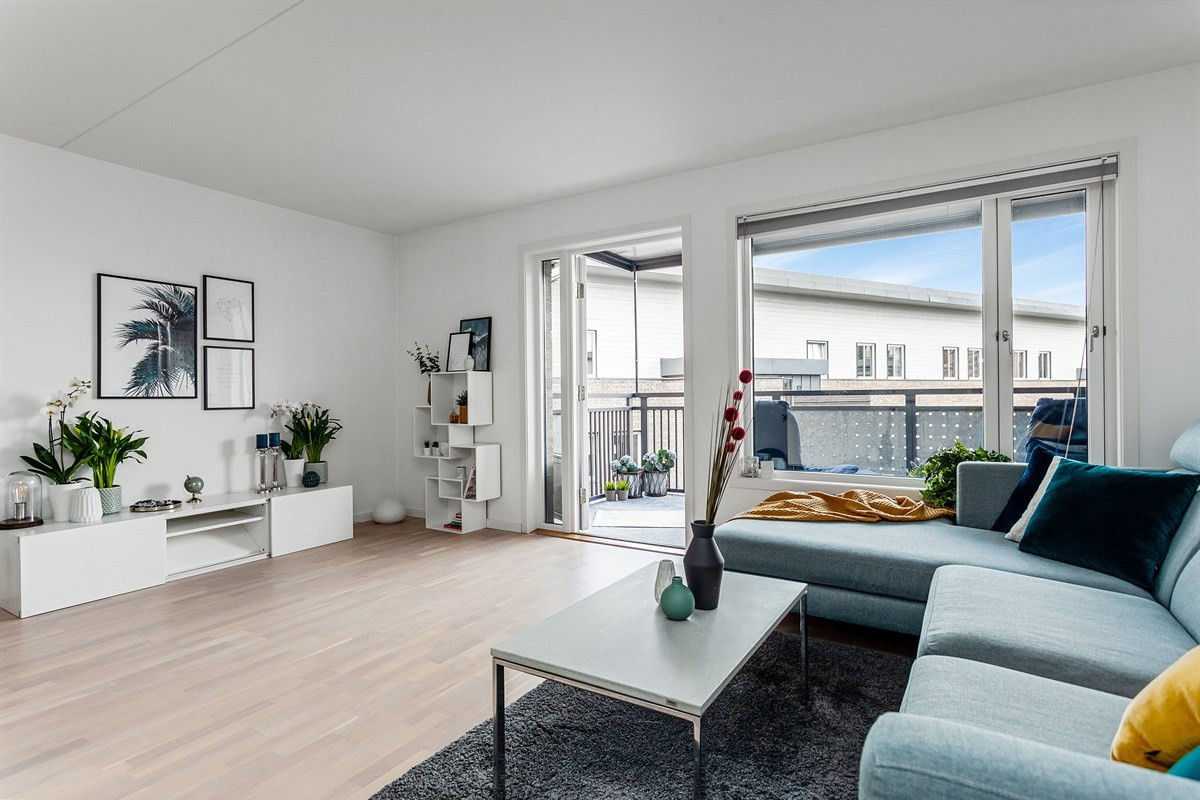 Leilighet - Lilleborg - oslo - 5 800 000,- - Schala & Partners