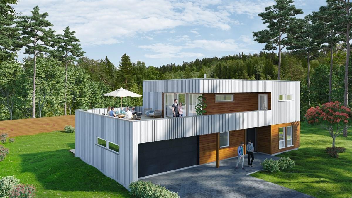 Enebolig - tønsberg - 6 990 000,- - Bakke Sørvik & Partners