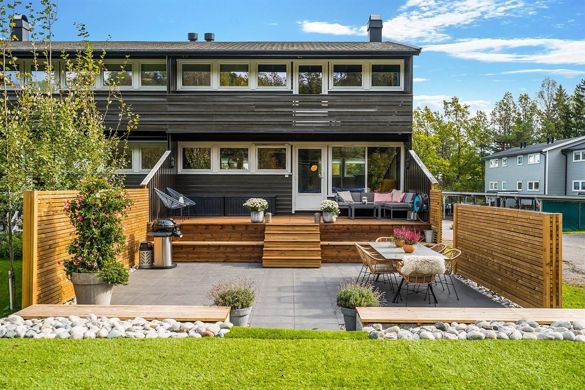 Rekkehus - tønsberg - 3 150 000,- - Bakke Sørvik & Partners