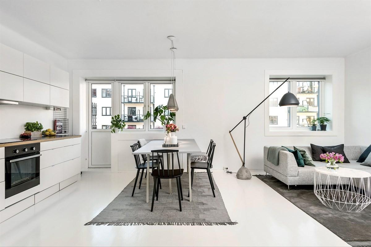 Leilighet - Idylliske Rodeløkka - oslo - 4 150 000,- - Schala & Partners
