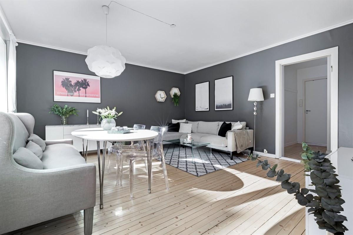 Leilighet - St. Hanshaugen - Ullevål - oslo - 3 050 000,- - Schala & Partners