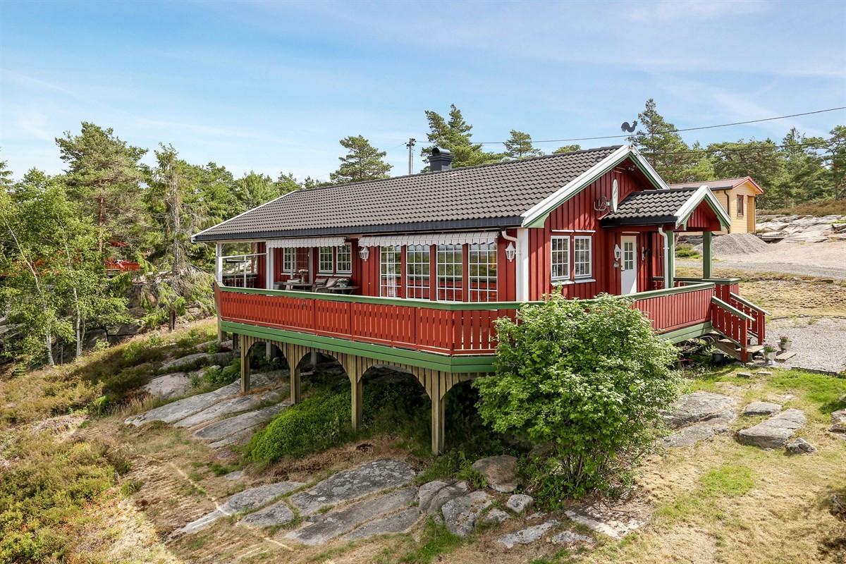 Fritidseiendom - engelsviken - 2 600 000,- - Møller & Partners
