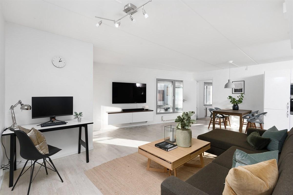 Leilighet - Grünerløkka - oslo - 4 950 000,- - Schala & Partners
