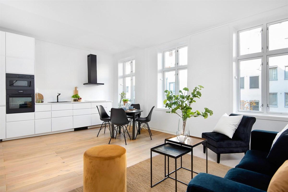 Leilighet - Tøyen - oslo - 4 500 000,- - Schala & Partners