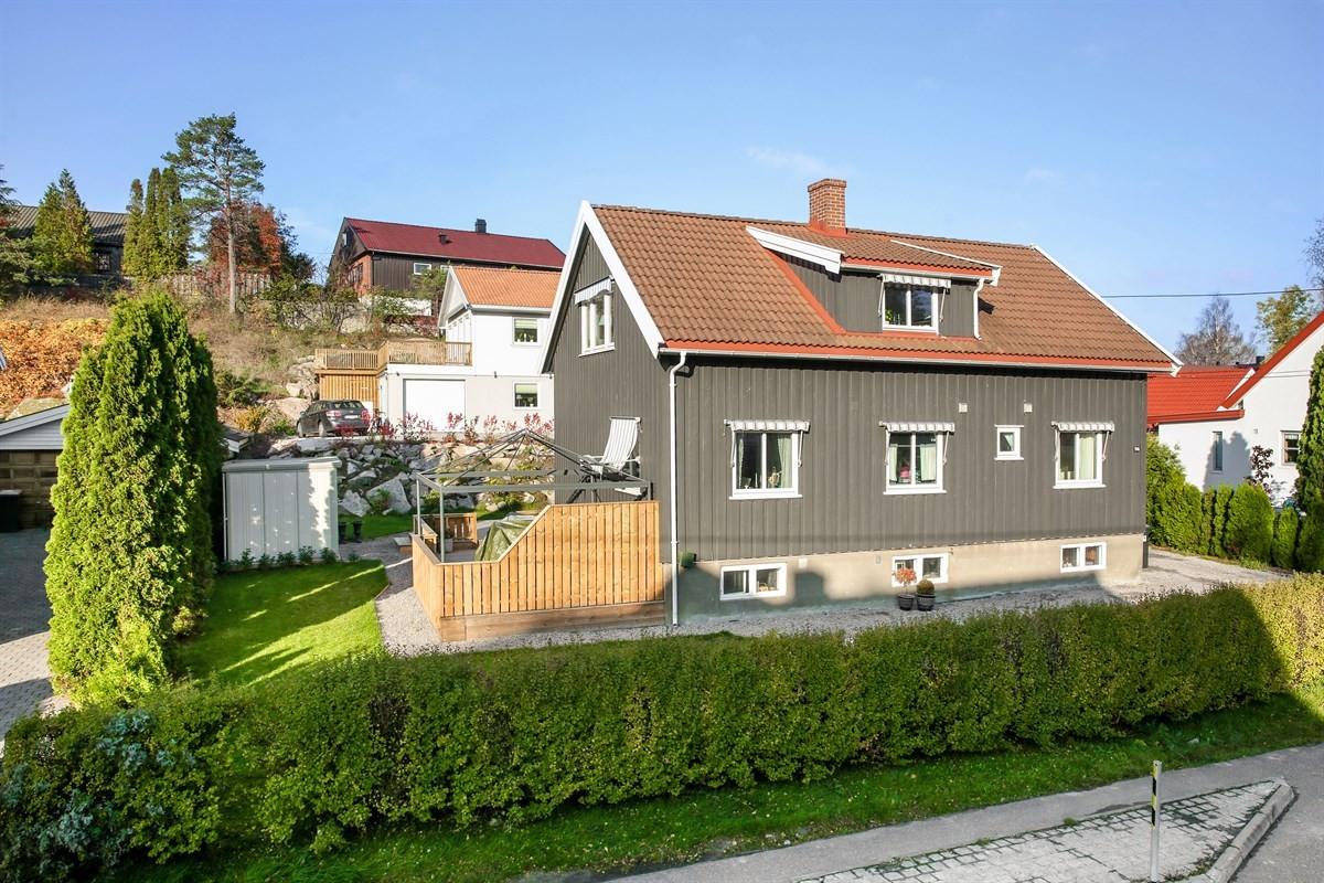 Enebolig - fredrikstad - 3 250 000,- - Møller & Partners
