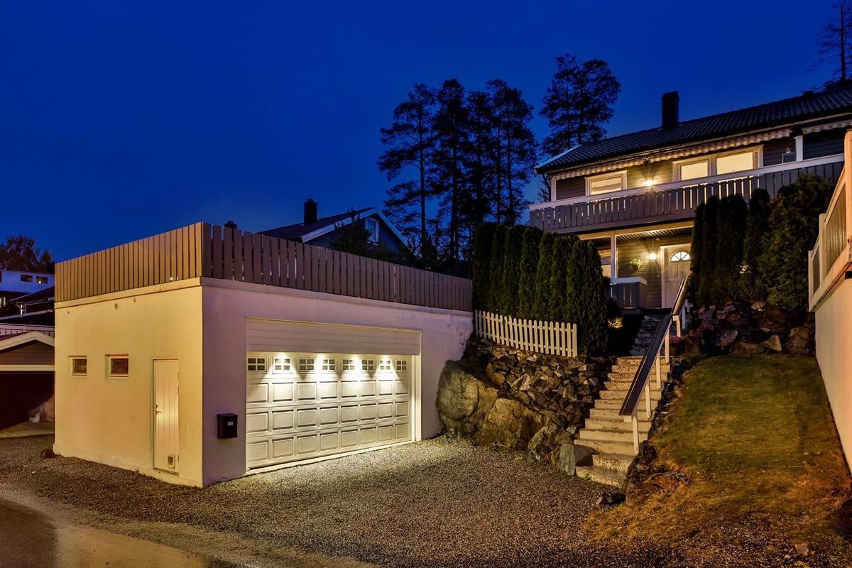 Tomannsbolig - langhus - 4 290 000,- - Sydvendt & Partners