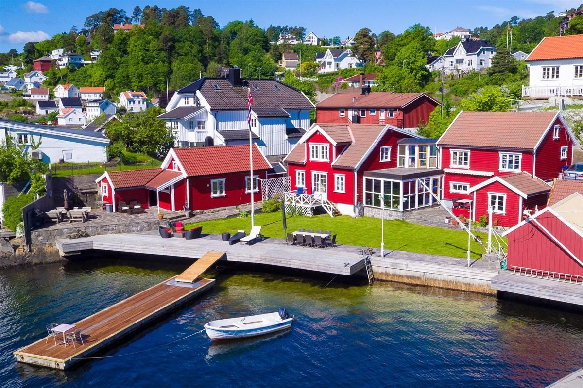 Enebolig - arendal - 8 000 000,- - Meglerhuset & Partners