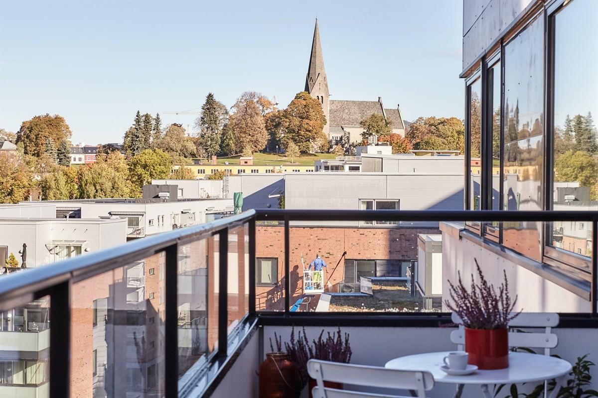 Leilighet - Kværnerbyen - oslo - 2 400 000,- - Schala & Partners