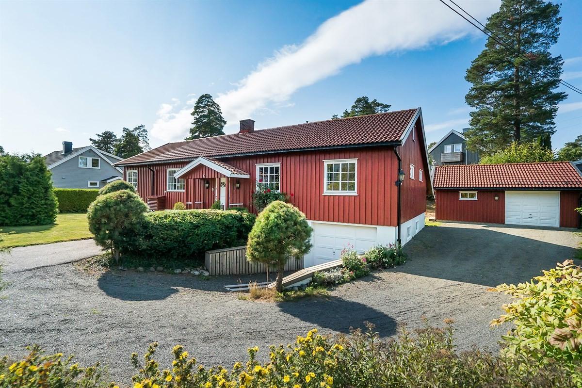 Enebolig - nøtterøy - 3 950 000,- - Bakke Sørvik & Partners