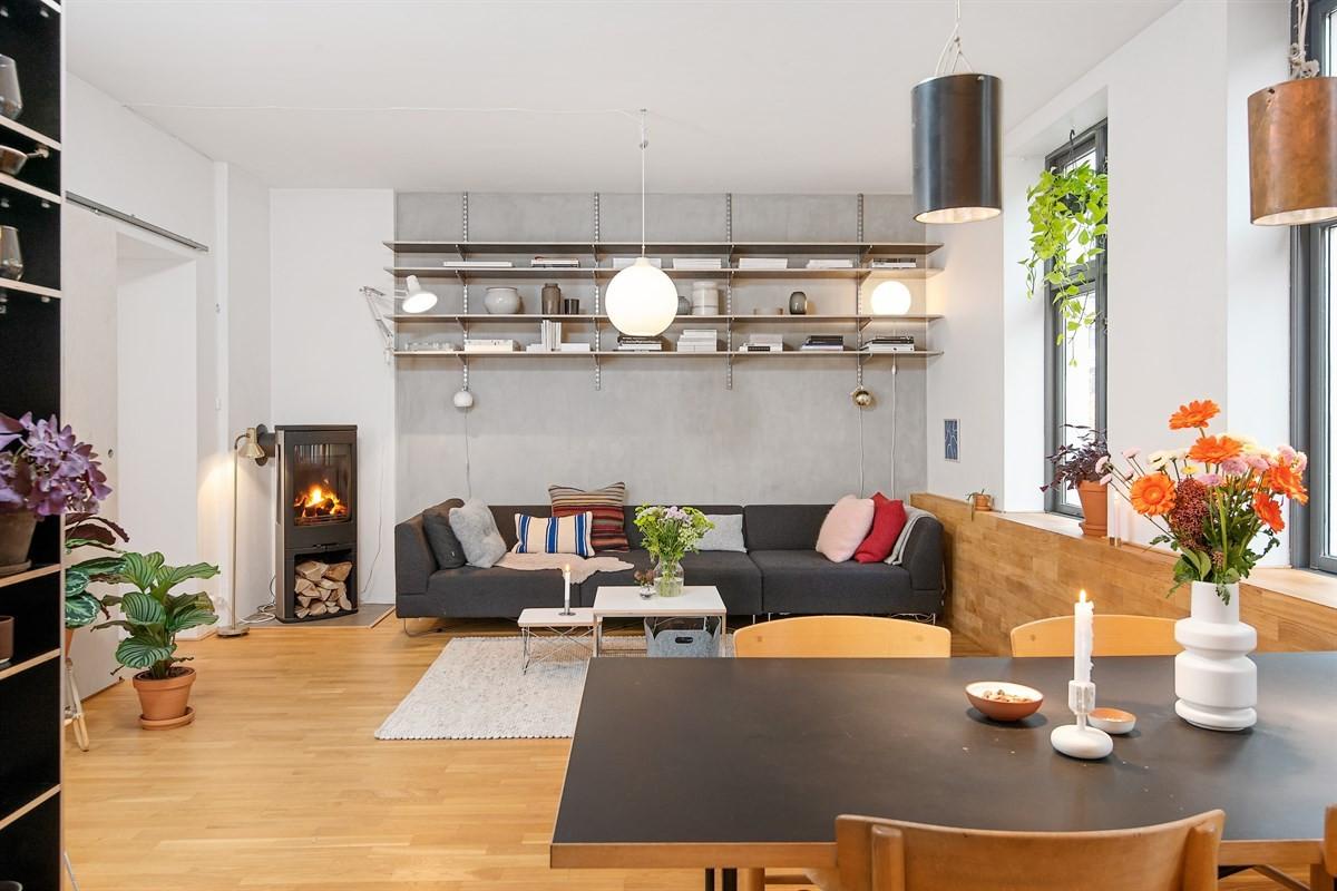 Leilighet - Grünerløkka - oslo - 4 000 000,- - Schala & Partners