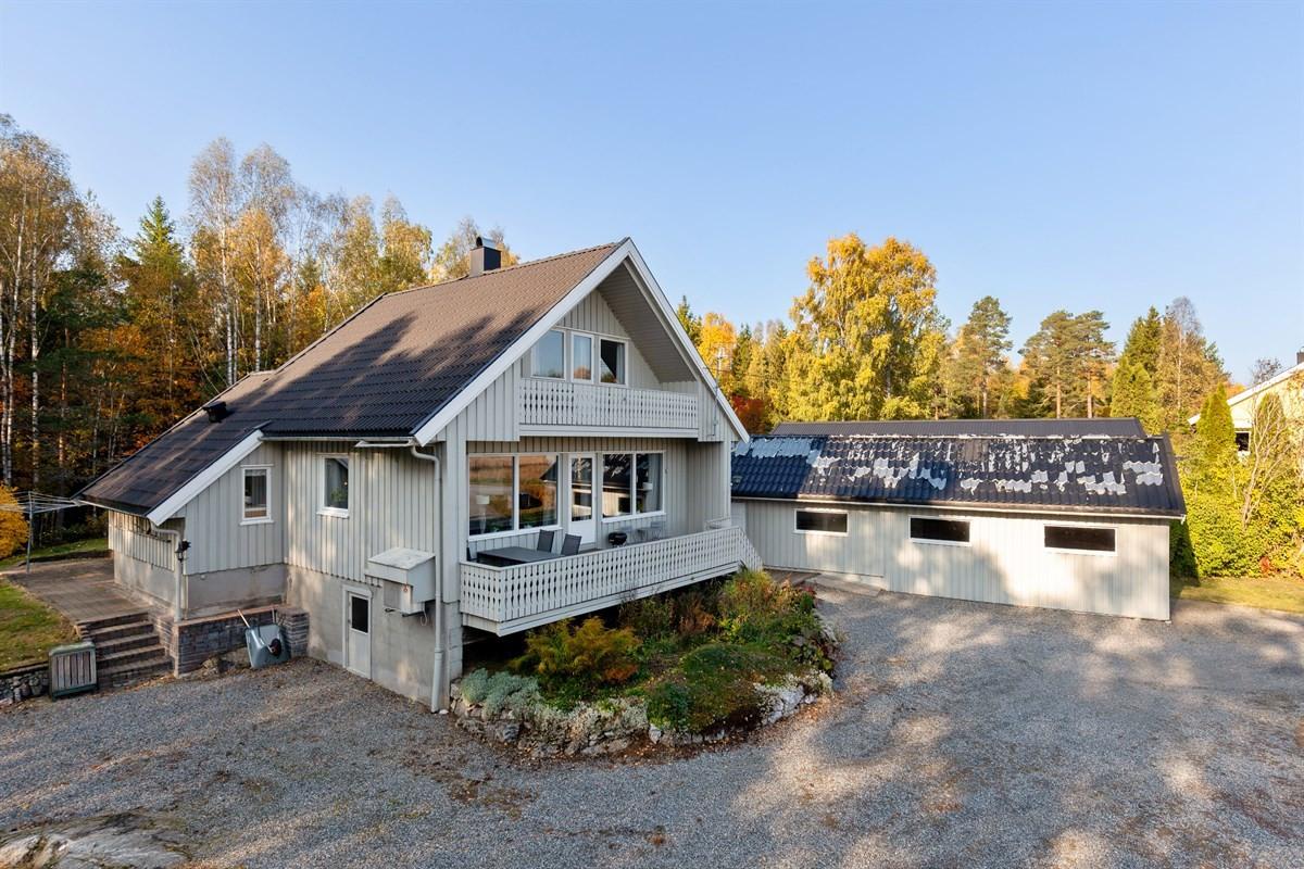 Enebolig - eidsberg - 2 150 000,- - Sydvendt & Partners
