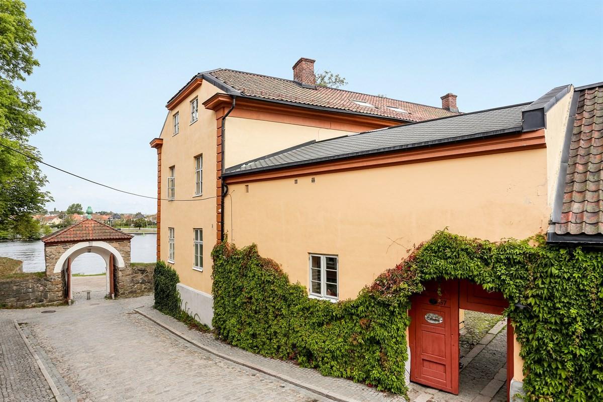 Leilighet - gamle fredrikstad - 14 000 000,- - Møller & Partners