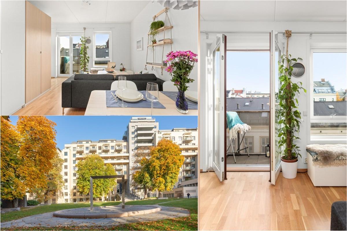 Leilighet - Pilestredet Park - oslo - 3 250 000,- - Schala & Partners